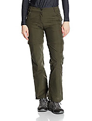 cheap -womens hose d-abzipphose belfast kg zip-offs hiking pants, black (054 black olive), 21s (manufacturer size: 23)