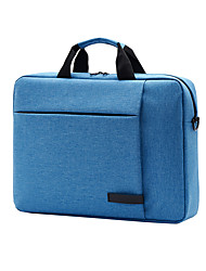 cheap -Unisex Bags Oxford Cloth Laptop Bag Top Handle Bag Zipper Handbags Office & Career Black Blue Red Blushing Pink