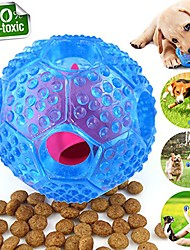 cheap -interactive dog toys, dog chew toys ball for small medium dogs, iq treat boredom food dispensing, puzzle puppy pals tough durable rubber pet ball, best cleans teeth dog balls