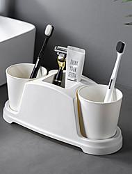 cheap -Tools / Toothbrush Mug Washable / Multifunction / Reusable Ordinary / Modern Contemporary ABS+PC 1 set - tools Bath Organization