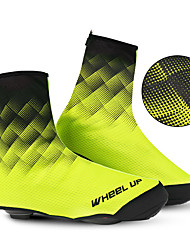 cheap -cycling shoe covers cold-proof and waterproof men's bike bicycle shoe covers overshoes with reflective design road bike mtb mountain bike cycling accessories