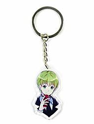 cheap -hunter x hunter keychain, acrylic keychain pendant for keys, bags (hunter 7)