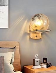 cheap -Mini LED Wall Light Nordic Style Gold Globe Design Flush Mount wall Lights Living Room Dining Room Iron Wall Light IP20 110-120V 220-240V