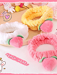 cheap -Headbands Hair Accessories Plush Wigs Accessories Women's 3 pcs pcs cm Casual / Daily / Festival Stylish / Sweet Fashionable Design