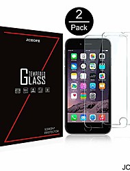 cheap -iphone 8 plus screen protector, iphone 7 plus screen protector [2-pack] - double defense series premium tempered glass screen protector for iphone 8 plus/ 7 plus 5.5 inch
