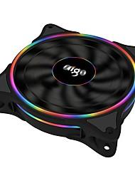 cheap -D1 Laptop Vacuum Cooler Fan Led 120mm Computer