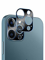 cheap -compatible with iphone 12 pro camera lens protector,not fit for iphone 12, [2 pack] aluminum alloy lens protective ring circle metal camera lens protector for iphone 12 pro 6.1 inch,blue