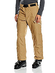 cheap -presten men's trousers brown bronze size: fr: s (manufacturer size: s)