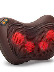 cheap -Massage Pillow Multifunctional Shoulder and Cervical Spine Pillow Massager Car Home Shoulder Waist and Neck Massager Only 8 Heads Order Remarks Plug Specifications