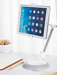 cheap -REMAX Foldable Desktop Tablet Stand Creative 360 Degree Rotating Aluminum Alloy Lazy Phone Stand CH10