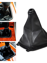 cheap -CITALL Highgrade PU Leather Gear Boot Gaiter Cover For Hyundai Sonata 1998 1999 2000 2001 2002 2003 2004 2005 2006