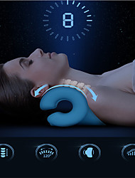 cheap -Cervical Spine Pillow Repair Straight And Reverse Bow Special Sleep Aid Sleep Home Massage Traction Wealth Package Correction Neck Pillow