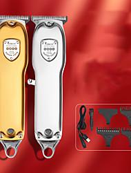 cheap -Men's Hair Clipper Hair Salon Professional Electric Hair Clipper Shaving Head 0 Cutter Head Engraving Retro Hair Clipper Clippers