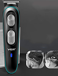 cheap -USB Multi-function Electric Hair Clipper Adjustable Engraving Electric Clippers Hair Salon Household Oil Clippers