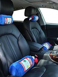 cheap -Pillow Car NOS Car Seat Headrest Comfortable Innovative Plush Neck Pillow Cushion Car Decor Car Pillow NOS Car Seat Headrest