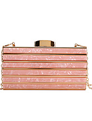 cheap -Women's Bags Crossbody Bag 2020 Party Date Black Blushing Pink Gold Beige