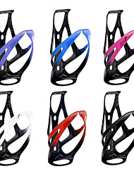 cheap -JIMAITEAM Bike Water Bottle Cage Lightweight Skidproof Lightweight Materials Safety Calories Burned For Cycling Bicycle Road Bike Mountain Bike MTB Triathlon BMX Fixed Gear Bike Titanium Alloy Mix