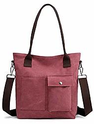 cheap -womens hobos canvas tote bag totes handbags crossbody shopping bags shoulder double strap wine