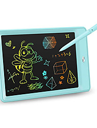 cheap -Doodle Board Drawing Flip Board Writing and Learning Scribble Board Plastic LCD Colorful Draw With Light Fun Kid's Boys and Girls for Birthday Gifts or Party Favors