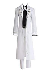 cheap -k project k return of kings isana yashiro cosplay costume (male xxl) white