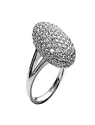 cheap -women's silver-tone sparkle bella swan engagement ring (8)