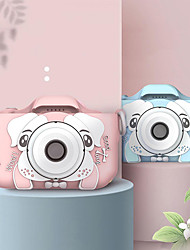 cheap -Q9 Children's Camera Children's Digital Camera Mini Cartoon Toy Camera Dual Camera Boys And Girls Birthday Gifts Christmas Gifts