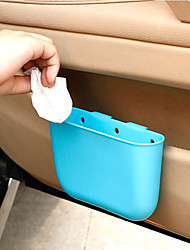 cheap -Car Storage Box Phone Garbage Glasses Holder Car Interior Accessories Sundries Organizer Auto Door Side Hanging Pocket Trash Bin