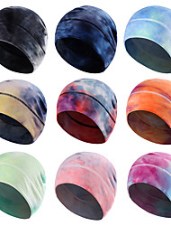 cheap -Nuckily Cycling Cap / Bike Cap Skull Cap Beanie Gradient Thermal Warm Stretchy Winter Sports Comfortable Thick Bike / Cycling Blue+Yellow Red+Blue Blue+Pink Winter for Unisex Adults' Road Bike Road