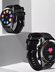 cheap -Q85 Water-resistant Smartwatch Support Heart Rate/Blood Pressure Measure, Sports Tracker for Android/IOS Phones