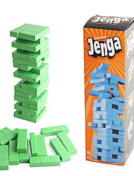 cheap -Building Blocks Stacking Game Decompression Toys Parent-Child Interaction Kids Adults' All 1 pcs