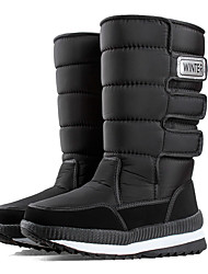cheap -Men's Snow Boots Mid Calf Boots Winter Boots Ski / Snowboard Outdoor Exercise Snowsports Thermal Warm Waterproof Windproof Winter
