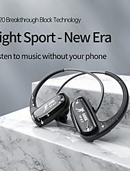 cheap -IPX7 Waterproof Headphones Wireless Bluetooth Earphone 32GB MP3 Player In-ear Stereo Music Earbuds Sports HiFi Headset Swim