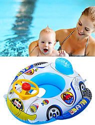 cheap -Inflatable Pool Float Inflatable Ride-on Inflatable Pool PVC(PolyVinyl Chloride) Summer Duck Car Ship Pool Kid's Adults'