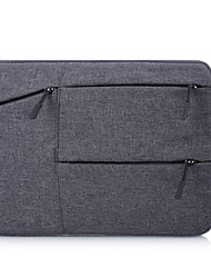 cheap -Multi Pocket Bag For MacbookPro2020 13/15/16 Inch Waterproof Laptop Sleeve For Lenovo Macbook1Air2020