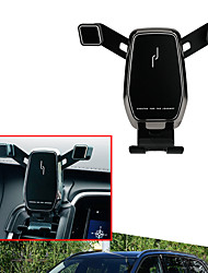 cheap -Gravity Car Phone Holder Dedicated Air Vent Mount Clip Clamp Mobile Phone Holder for Toyota RAV4 Accessories 2019 2020