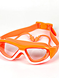 cheap -Swimming Goggles Skidproof Casual Safety Convenient Sports For Kids Eco PC Coating Transparent