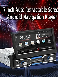 cheap -9703S Car Radio Multimedia Video Player 7 Inch FM Autoradio  Bluetooth4.0 Android Mirror Link GPS Navigation Car Radio