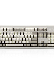 cheap -AJAZZ Ak510 Retro Gray Mechanical Keyboard Green Axis Tea Axis Black Axis Gaming Rgb Backlight