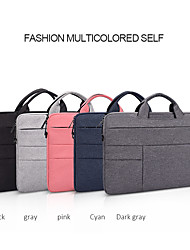 cheap -ND05SDJ 11.6 Inch Laptop / 13.3 Inch Laptop / 14 Inch Laptop Sleeve / Shoulder Messenger Bag / Briefcase Handbags Plain