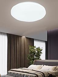 cheap -Ultra-thin LED Ceiling Light / Modern Acylic Flush Mount for Bed Kids Hallyway Room 110-120V/220-240VWarm White/ White