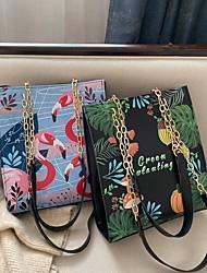 cheap -Women's Bags Top Handle Bag Daily 2021 Handbags Blue Green
