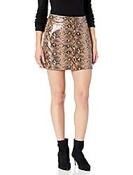 cheap -women's vegan leather mini skirt skirt, -deja boot, 25
