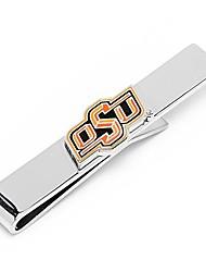 cheap -oklahoma state cowboys tie bar