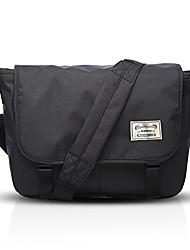 cheap -messenger bag satchel crossbody bag laptop briefcase work bag school bag polyester pink
