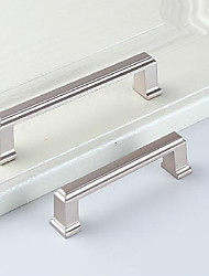 cheap -Closet Door Drawer Handle Furniture Cabinet Door Handle 96/128mm
