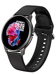 cheap -WAZA LW02 Smart Watch BT Fitness Tracker Support Notify Full Touch Screen/Heart Rate Monitor Sport Stainless Steel Bluetooth Smartwatch Compatible IOS/Android Phones