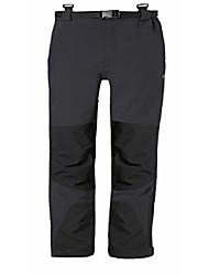 cheap -men's alpine advance waterproof trousers-black, large