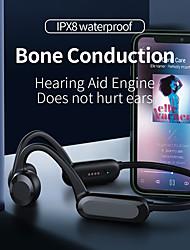 cheap -IPX8 Bone Conduction Headphone  Waterproof MP3 Music Player 8GB Swimming Diving Bluetooth 5.0 Headset Handfree Earphones