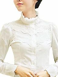 cheap -women's long sleeve white casual shirt top size 20