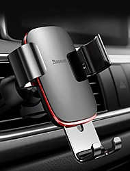 cheap -BASEUS Holder Car Mount Stand Holder Car Cup Holder Phone Holder Buckle Type Stand ABS